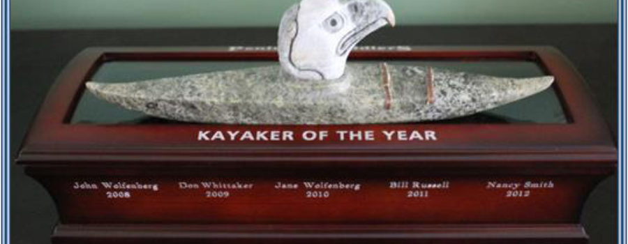 Kayaker of the Year Award